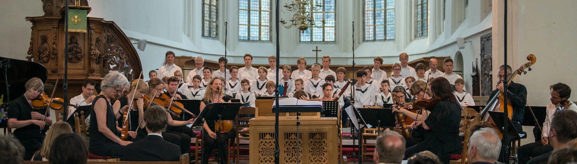 Kerstconcert i.s.m. Residentieorkest @ Nieuwe Kerk Den Haag
